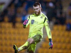 St Johnstone Zander Clark still dreams of a Scotland call-up (Jeff Holmes/PA)