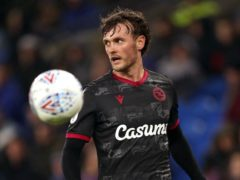 John Swift could be fit for Reading's Boxing Day clash with Luton (David Davies/PA)