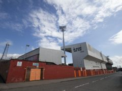 Thomas Courts steps in amid Dundee United's coronavirus crisis (Jane Barlow/PA)