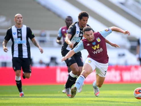 Newcastle's trip to Aston Villa has been postponed (Laurence Griffiths/NMC Pool W).