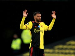 Etienne Capoue could return to the Watford line-up (Adam Davy/PA)