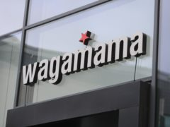 Wagamama recorded adjusted earnings of £18.1 million in August (Mike Egerton/PA)