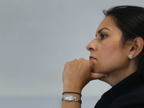 Windrush victims disagreed with Priti Patel's comments regarding the deportation of 36 Jamaican criminals (Gareth Guller/PA Wire)