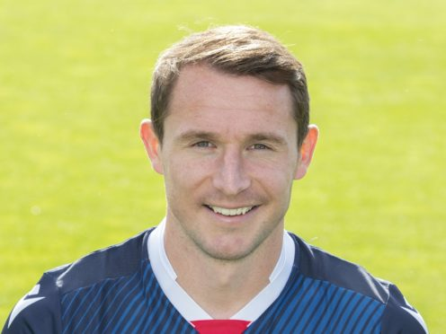 Ross County's Callum Morris is looking for Old Firm an double (Ken Macpherson/PA)