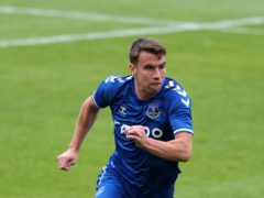 Seamus Coleman returns for Everton (Richard Sellers/PA)