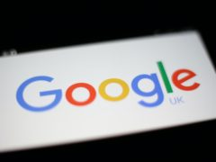 Google said it has restored service for the 'vast majority of users' after a major outage took the firm's key apps offline (Yui Mok/PA)