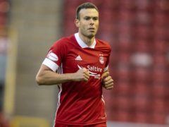 Andy Considine has signed a new extension to his Aberdeen contract (Jeff Holmes/PA)