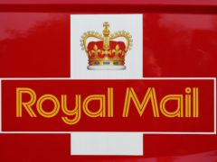Royal Mail has suspended deliveries to Europe, excluding the Republic of Ireland (Chris Radburn/PA)
