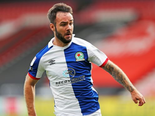 Adam Armstrong scored the winner for Blackburn (Kieran Cleeves/PA)