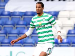 Christopher Jullien returns to contention for Celtic (Jeff Holmes/PA)