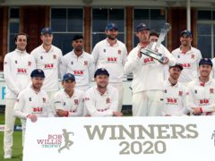 Essex were crowned Bob Willis Trophy champions earlier this year (Steven Paston/PA)