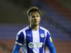 Lee Evans is back fit for Wigan (Martin Rickett/PA)