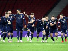 Scotland are heading to Euro 2020 (Andrew Milligan/PA)