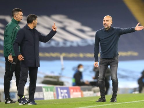 Bad blood has spilled over between Manchester City and Porto (Martin Rickett/PA)