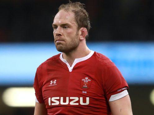 Wales captain Alun Wyn Jones (Adam Davy/PA)