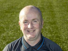 Livingston FC's assistant coach David Martindale (PA)