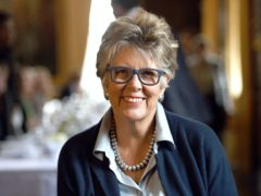 Prue Leith was in the first wave of people to get the vaccine as she is over 80 (Kirsty O'Connor/PA)