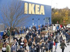 Ikea printed its first catalogue in 1951 (Danny Lawson/PA)