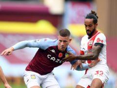 Aston Villa's Ross Barkley suffered a hamstring injury in November (Gareth Copley/PA)