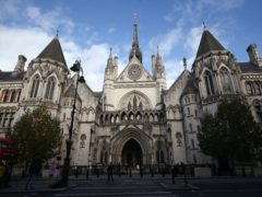 Judges at the Court of Appeal have clarified the law around sexual assault (Yui Mok/PA)