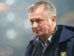 Stoke boss Michael O'Neill has a difficult goalkeeping choice to make before facing Tottenham (John Walton/PA)