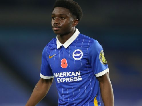 Tariq Lamptey has become a key performer for Brighton (Gareth Fuller/PA)