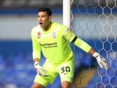 Neil Etheridge had an afternoon to forget (David Davies/PA)