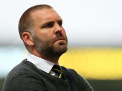 Burton parted company with boss Jake Buxton after Tuesday's 4-3 loss to Wigan (Mike Egerton/PA)