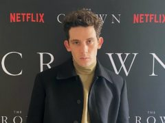 The Crown star Josh O'Connor has described the culture secretary's calls to add a disclaimer to Netflix's much-talked about regal drama as 'outrageous' (Netflix/PA)