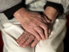 More than 40 people have been infected at the care home (Yui Mok/PA)