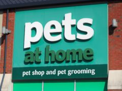Pets At Home is the latest retailer to agree to repay business rates savings (Mike Egerton.PA)