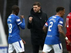 Rangers manager Steven Gerrard is determined to fight attempts to lure away Glen Kamara (Andrew Milligan/PA)