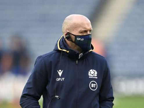 Scotland head coach Gregor Townsend looking forward to 2021 Autumn Internationals (Ian Rutherford/PA)