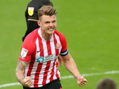 Max Power got the goal for Sunderland (PA)