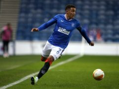 Rangers FC is under investigation by the CMA, alongside Hummel, Greaves Sports and JD Sports, over its replica kits (Andrew Milligan/PA)