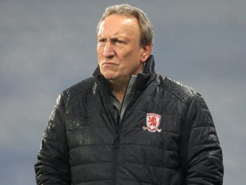 Neil Warnock is enjoying watching his side at the moment (Mike Egerton/PA)