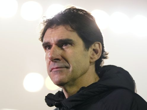 Birmingham manager Aitor Karanka, pictured, must check on Alen Halilovic (Zac Goodwin/PA)
