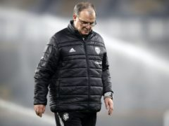 Marcelo Bielsa is bidding to end Leeds' poor record in the capital (Rui Vieira/PA)