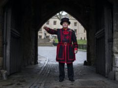 Beefeater Serjeant Rob Fuller will take over the prestigious role (Victoria Jones/PA)