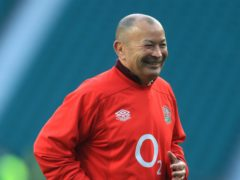 Eddie Jones is looking forward to measuring how much progress England have made (Adam Davy/PA)