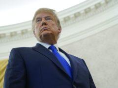 Donald Trump (AP Photo/Patrick Semansky)