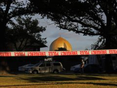 The Masjid Al Noor mosque, where one Christchurch's two mass shootings occurred (Vincent Yu/AP)