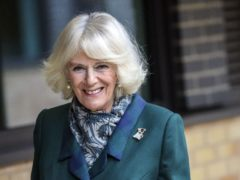 The Duchess of Cornwall (Steve Parsons/PA)