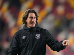 Brentford manager Thomas Frank has had a good week (John Walton/PA)