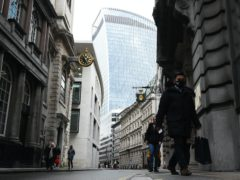 The OECD said the UK's economy has shown the largest annual slump of all the G20 nations, despite rebounding to growth in the third quarter (Kirsty O'Connor/PA)