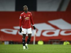 Paul Pogba's future remains unclear (Phil Noble/PA)