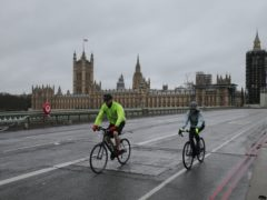 The Palace of Westminster (Aaron Chown/PA)