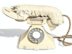 Salvador Dali's lobster telephone (Department for Digital, Culture, Media & Sport)