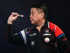 Veteran Paul Lim progressed through to the second round of the PDC World Championship (Kieran Cleeves/PA)