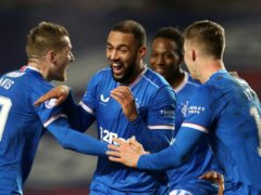 Rangers came from behind to beat Motherwell (Andrew Milligan/PA)